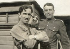 Harby Family Brothers in the War