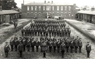 Lincolnshire Yeomanry | Courtesy of the Lincolnshire Yeomanry 1914-1918 Display Troop