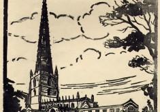St Mary's church, Bottesford