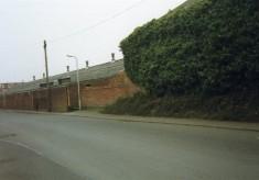Snap shot of the Bullock and Driffil works flanking Barkestone Lane