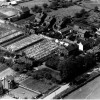 Aerial photograph of The Vineries, Belvoir Road