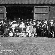Coronation Celebrations, 1911, Normanton