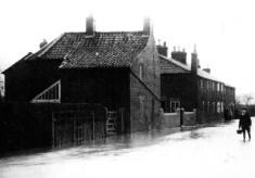 Flooding, Orston Lane