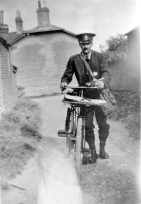 Postman, Arthur Brewster