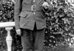 Pte. Harold Brewster, 1st Battalion, Leicestershire Regiment, WW1