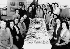 WI dinner group picture