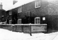 Six Bells refreshments house