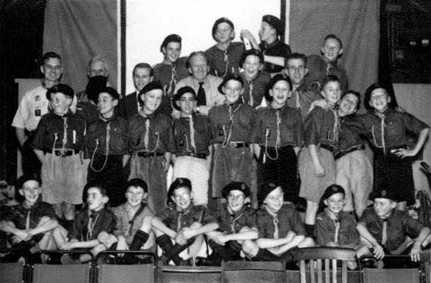 Scouts Gang Show