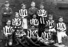 Bottesford boys football team 1928-29