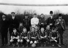 Woodborough United football team