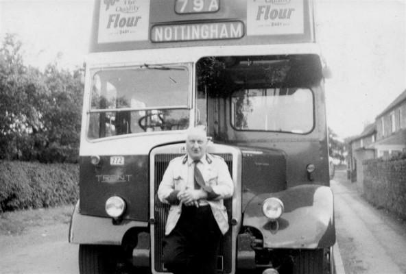 Jack Cole Trent bus driver.
