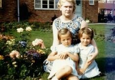 Angela Bradshaw with Joy Taylor & Heather Bond.