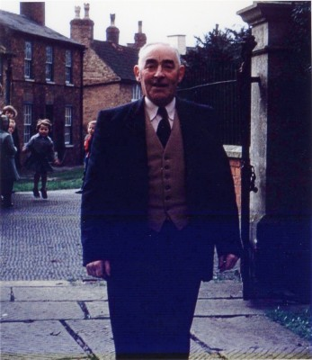 headmaster walter Cox by Fleming's Bridge