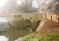 Winter scene - Fleming's Bridge