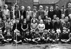 Bottesford Junior School Class ca.1948