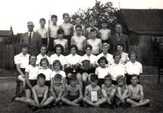 Bottesford school children sports day contestants