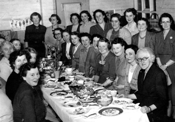 Bottesford Mothers Union luncheon party