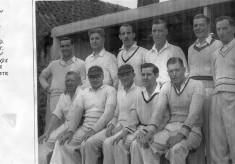 Bottesford Cricket team 1
