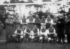 Bottesford Football team 1