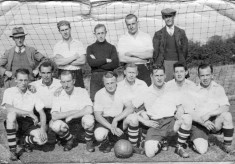Bottesford Football team 2