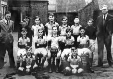 Bottesford School football team