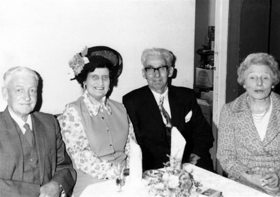 A Robinson family gathering