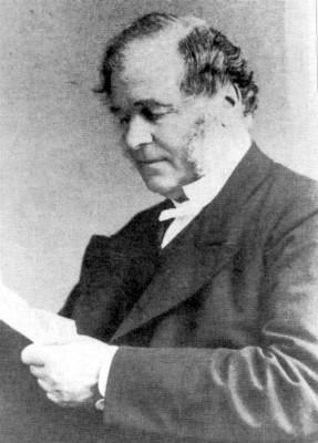 Reverend Canon Frederick Norman