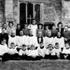 Bottesford church choir outside chancel