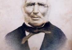 Portrait of Thomas Marsh