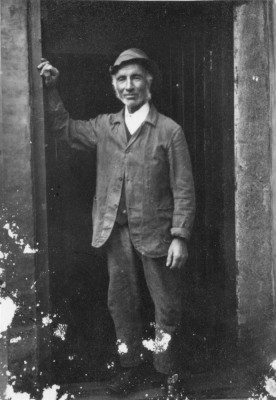 Farmer Mr Philip Palmer