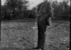 Mr George Marsh, farmer and contractor
