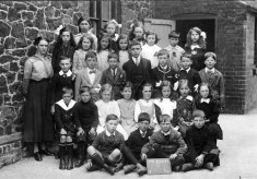 A primary school picture, not at Bottesford