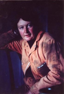Angela Marsh, a young farmer