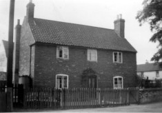 Our cottage in Bottesford