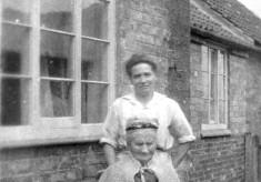 Aunt Harriet and her mother