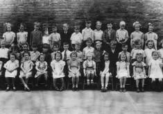 Bottesford School in 1948/9