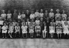 Bottesford infants, ca. 1948