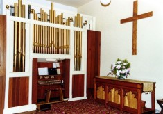 The old chapel organ - 2