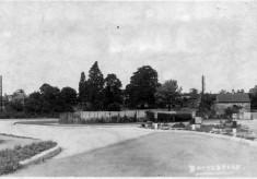 Construction of new Grantham Road, ca.1935