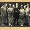 Group picture, wedding party, 1930s