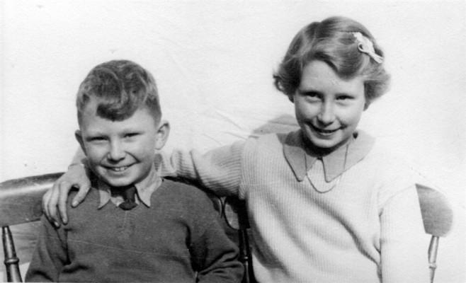 Richard and Brenda Sellers