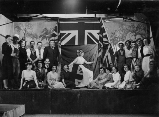 School Play or Gang Show - Britannia