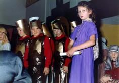 Nativity players