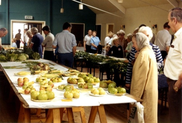 Produce show in Bottesford - 1