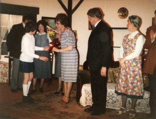 Drama Society awards ceremony