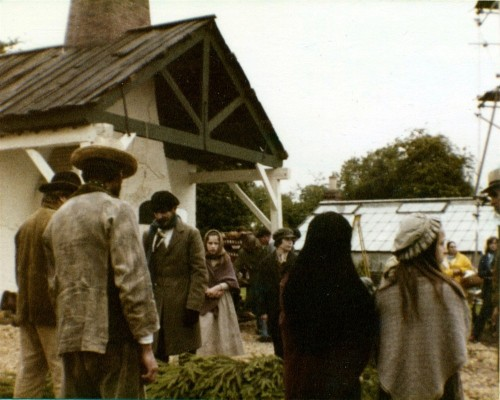 Filming Lord Fauntleroy - 4