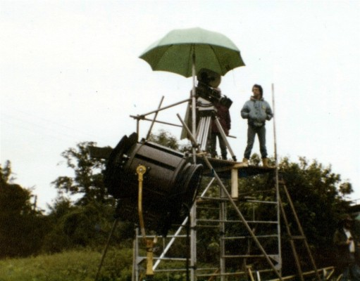 Filming Lord Fauntleroy - 6