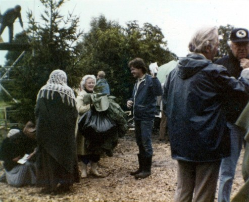 Filming Lord Fauntleroy - 7