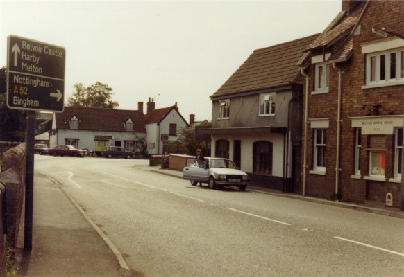Bottesford street scenes - Market Place