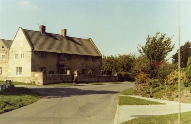 Bottesford street scenes - Rutland Flats, Normanton Lane